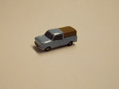 P&D Marsh N Gauge n Scale X11 Austin Mini Pickup car PAINTED & finished
