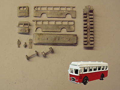 P&D Marsh N Gauge n Scale G54 Bristol MW single deck bus kit requires painting
