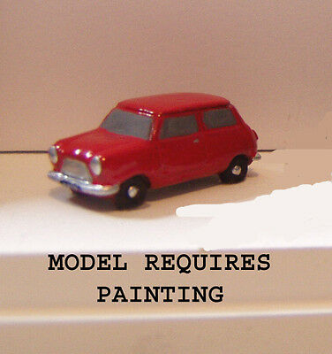 P&D Marsh N Gauge n Scale G40 Austin Mini car casting requires painting