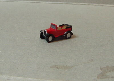 P&D Marsh N Gauge n Scale X03 Austin 7 Chummy top down PAINTED & finished