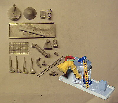 P&D Marsh N Gauge n Scale M46 Stone separator & conveyor kit requires painting