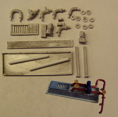 P&D Marsh N Gauge n Scale M37 Well, weir & lift pumps kit requires painting
