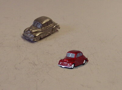 P&D Marsh N Gauge n Scale E69 Morris Minor Series I car casting requires paintin