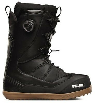Thirtytwo Snowboard Boots - Session Grenier - Black, 32, Lace and Boa Hybrid