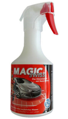 Magic Swiss The glanzwunder with nano-effekt 500ML Cleans and Sealed