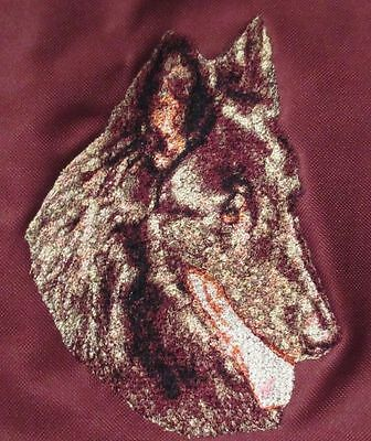 Embroidered Fleece Jacket - Belgian Sheepdog DLE1481  Sizes S - XXL