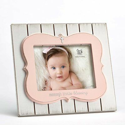 Mommy's Little Blessing Photo Frame, Pink by Enesco