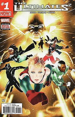 The Ultimates 2 #1 (NM)`17 Ewing/ Foreman  (1st Print)