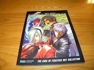 2008 The King of Fighters Art Book by Wing Yan & King Tun