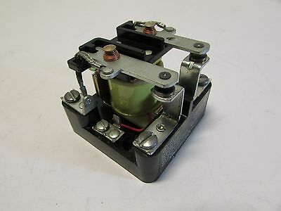 Power Relay W199Ax-9 Double Pole Normally Open Coil 120 Colts New