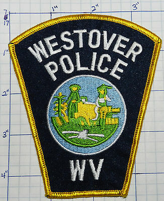West Virginia, Westover Police Dept Patch