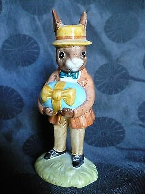 """Royal Doulton Figurine, MR. BUNNYKINS """"At the Easter Parade"""" DB18, FREE SHIPPING"""