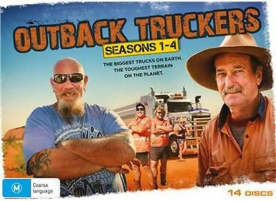 Outback Truckers Series Seasons 1 - 4 : NEW DVD Box Set