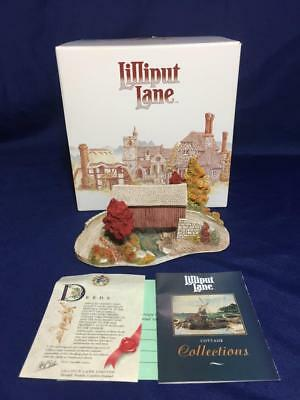 Lilliput Lane Covered Memories 1990 Ray Day