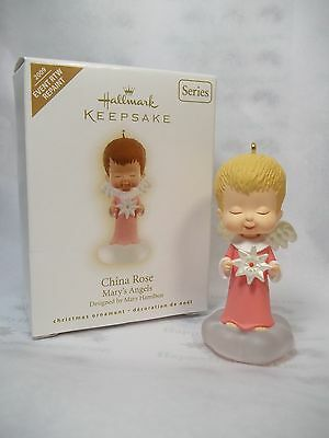 Hallmark 2009 KOC Event Exclusive Mary's Angel ~ Repaint ~ Only 84 of them