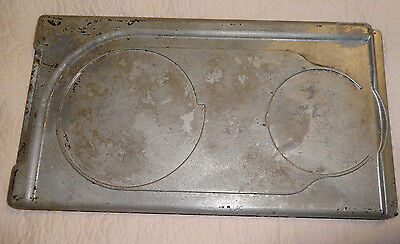 Vintage Ge General Electric Cast Aluminum  Automatic Grill Hot Plate
