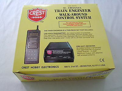 Aristocraft Electronics CRE-55471A Walk Around Control System Receiver Only- NEW