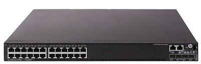 Hp Jh323A - Hpe 5130 24G   4Sfp+ 1-Slot Hi Switch, Managed,  Layer 3, Life Wty