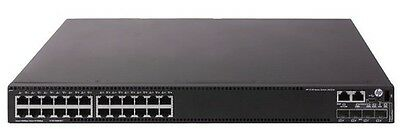 Jh323A - Hpe 5130 24G   4Sfp+ 1-Slot Hi Switch, Managed,  Layer 3, Life Wty