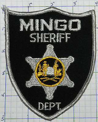 West Virginia, Mingo County Sheriff Dept Version 2 Patch