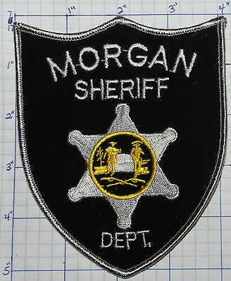 West Virginia, Morgan County Sheriff Dept Patch