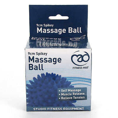 Fitness Mad Spiked Massage Balls To Improve Circulation Availbale in 2 sizes