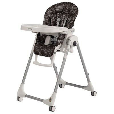 Peg Perego - Prima Pappa Zero3 Highchair - Savana Cacao