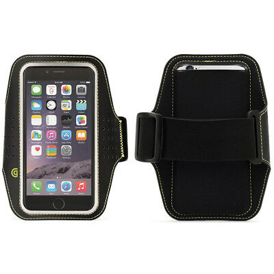 Griffin Trainer Sports Running Armband Case | iPhone 6 6s 7 7s | Black | GB38804