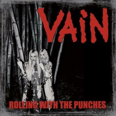 Vain - Rolling With The Punches Used - Very Good Cd