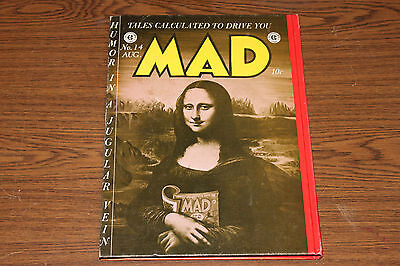 Tales Calculated to Drive You MAD #3. MAD Magazine hardcover book