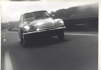 1973 Citroen DS23 D Super 5 ORIGINAL Factory Photograph wy3222