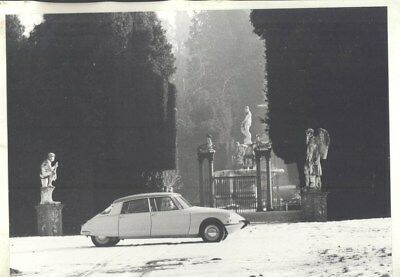 1968 ? Citroen DS ORIGINAL Factory Photograph wy3236