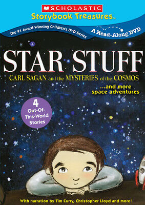 Star Stuff: Carl Sagan & Mysteries Of Cosmos & (REGION 1 DVD New)
