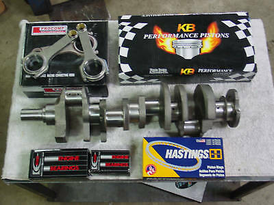 NEW FE FORD ( 390 BLOCK ) FORGED RACING STROKER KIT 445ci TO 451ci