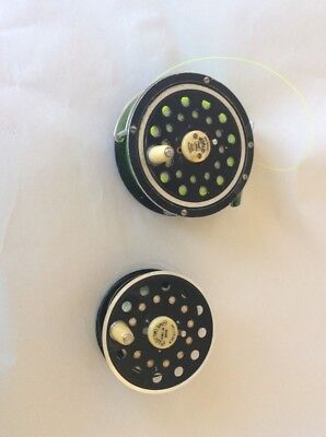 Pflueger MEDALIST 1495 1/2 USA Made  Fly Reel With EXTRA SPOOL- VERY NICE!!!