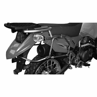 Frame For Suitcases Side Monokey Kawasaki 650 Klr Use Ebf 2008-2014
