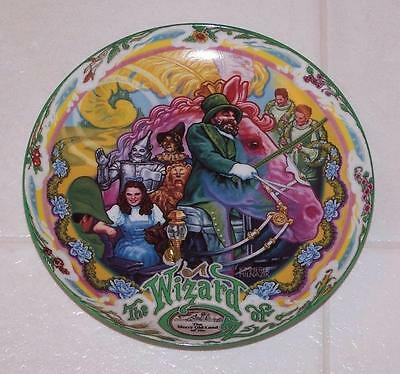 Knowles Plate Wizard of Oz - Musical Moments - The Merry Old Land of Oz - 8th