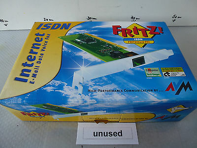 AVM Fritz!Card PCI V2.1 for Windows XP unused in unopened BOXED