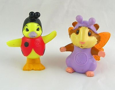 Fisher Price Wonder Pets Figures Ming Ming & Linny Save The Caterpillar Outfits
