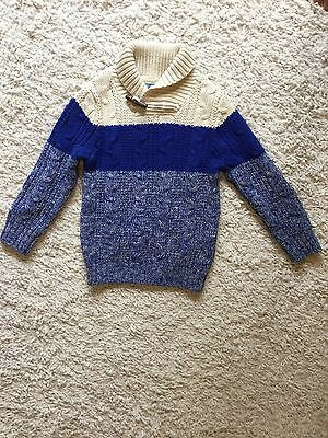 Baby Gap Boys Pullover Sweater Toddler Sz 3T 3 Toddler Fall #24