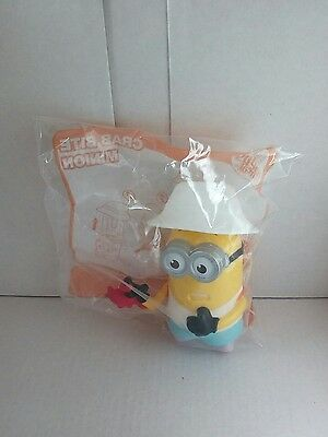 mcdonalds happy meal toy despicable me 3 crab bite minion