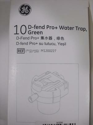 NEW in the Box  GE D-fend Pro+ Water Trap - Box of Ten   REF M1200227
