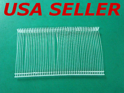 5000 Garment Price Label Tag Standard Size 50mm Tag Pin Barbs