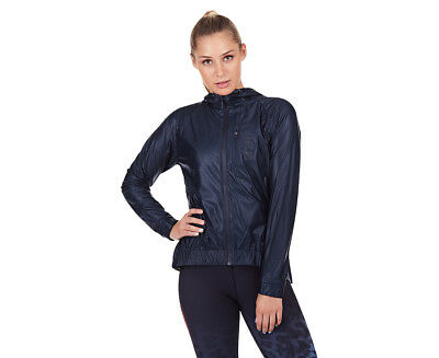 JAGGAD Women's A-Line Spray Jacket - Navy