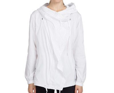 Calvin Klein Performance Women's Hooded Arena Jacket - White
