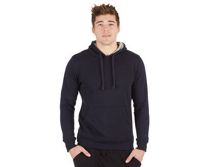 Champion Men's Fleece Hoodie - Navy