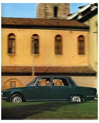 1972 1973 Alfa Romeo 2000 Spider GTV Berlina Factory Photo ca8582