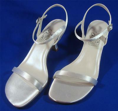 NEW Special Occasions by Saugus Shoe 6330  Ivory Size: 8.5