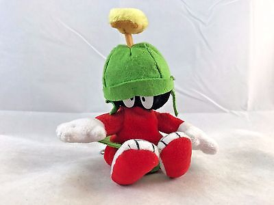 Looney Tunes Coin Purse Key Chain Marvin The Martian PLAY BY PLAY PLUSH