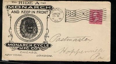 USA - Monarch Cycle Chicago 1898 (562646)